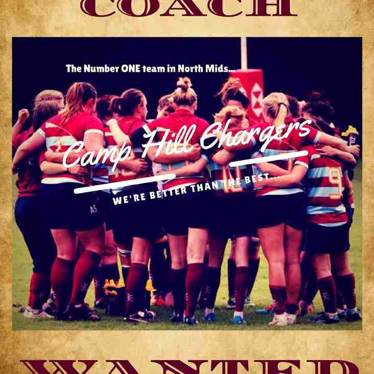 Ladies Championship Team Seeking New Head Coach for Upcoming Season