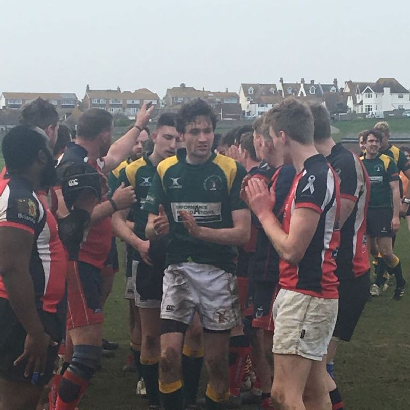 Seaford 19 Ditchling 36