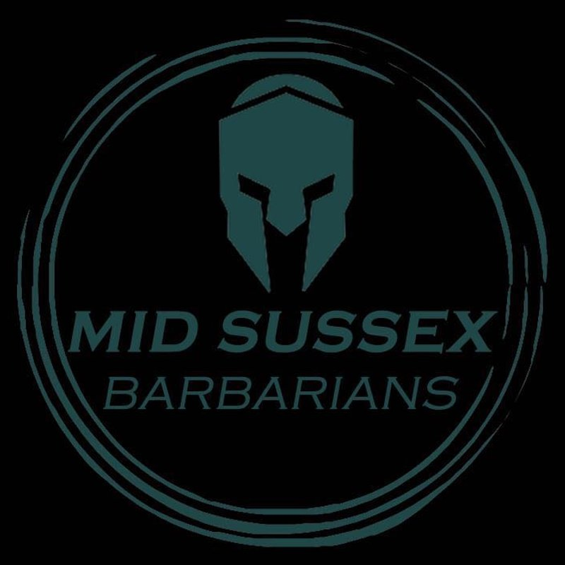 The Mid Sussex Barbarians have arrived!
