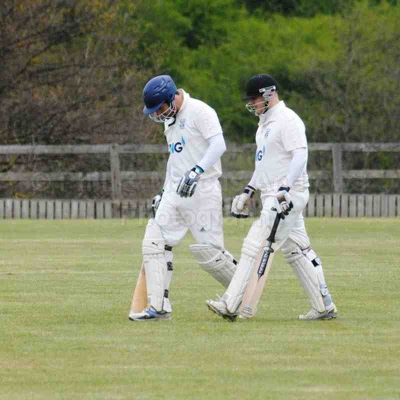 Wetherby CC. V Scholes CC, 2-5-2015