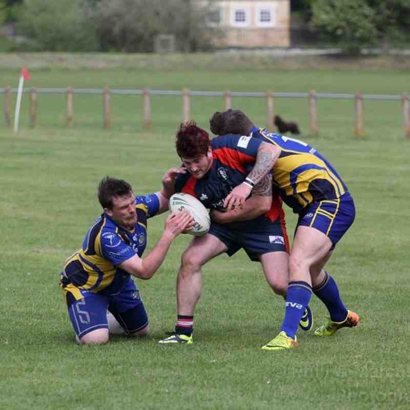 Wetherby Bulldogs R.L.F.C. V Moorends-Thorne Marauders R.L.F.C. 16-5-2015