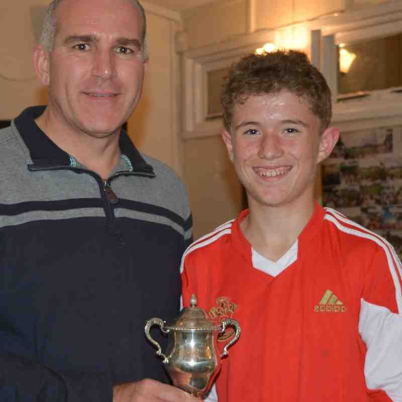 Colts Presentation Night 2015