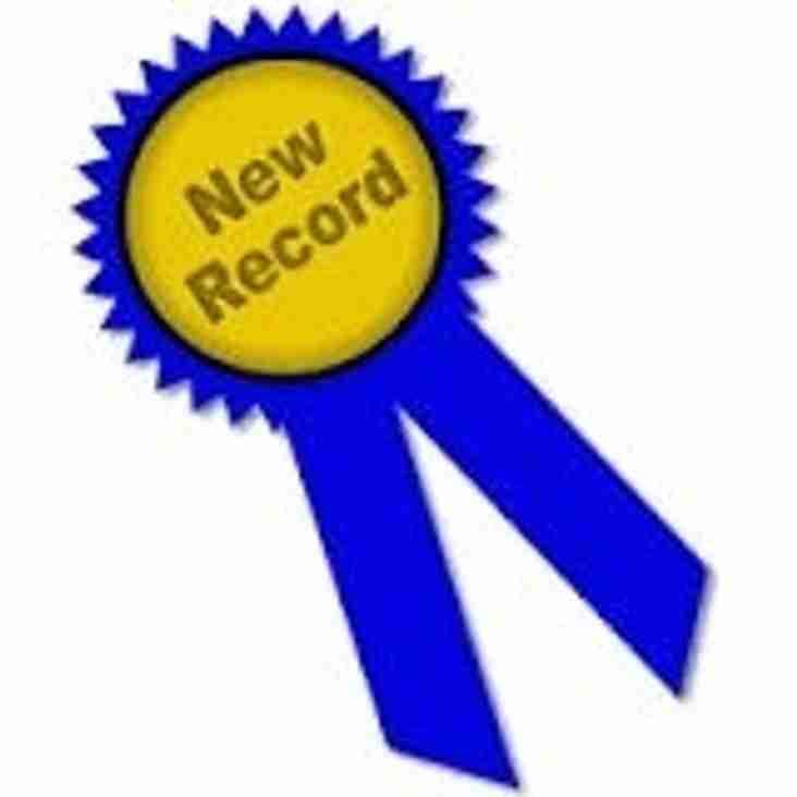 43 Year Record Broken