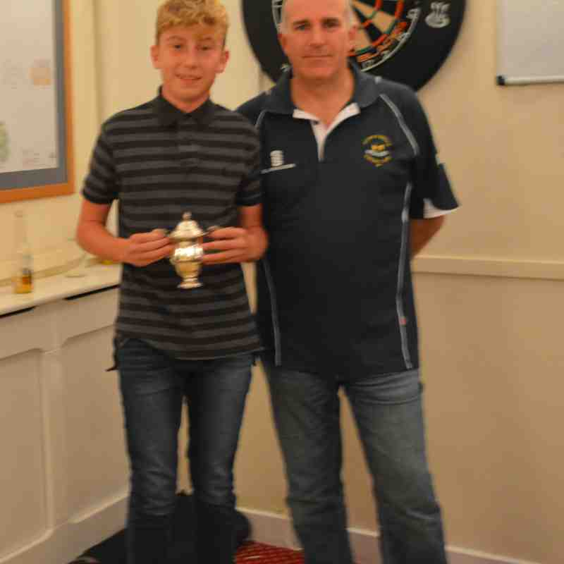U11s & 16s @ Colts Presentation Night 2017