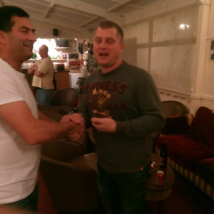 Wrighty Wins Supa 12 <