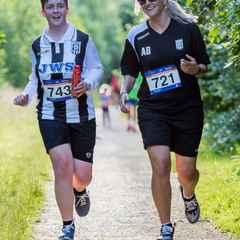 Jane Tomlinson Fun Run