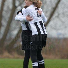 County Cup: U14s V Marsden