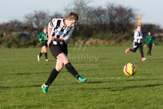 Cas WR Under 15s V Queensbury Celtic