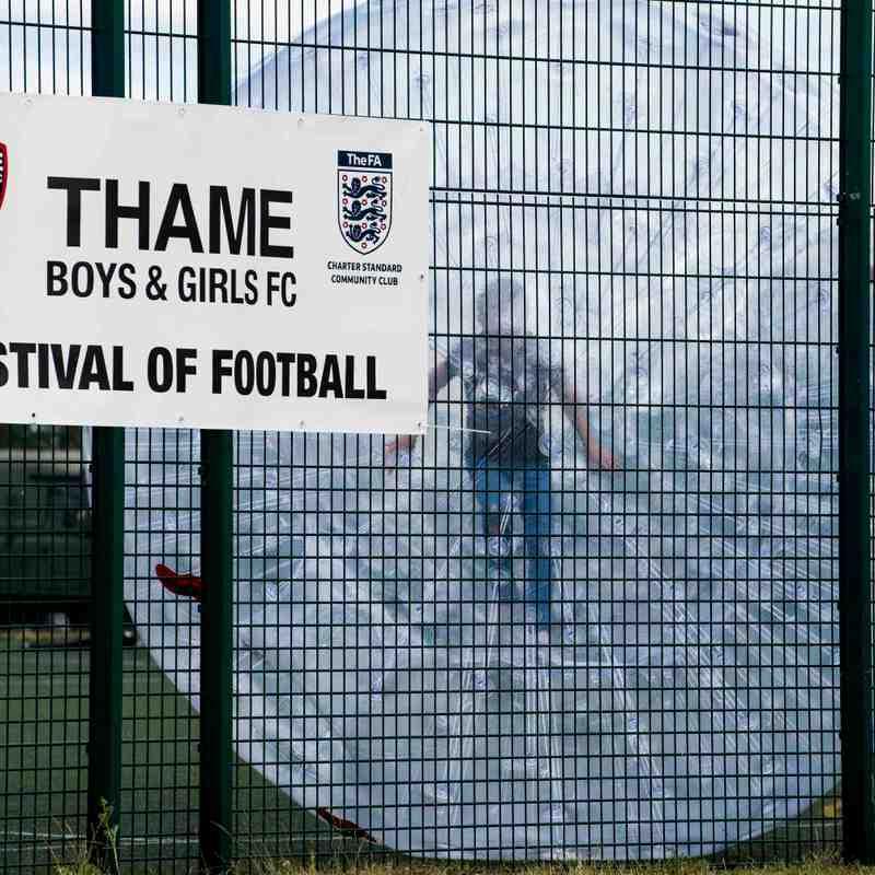 Thame Festival of Football 2019