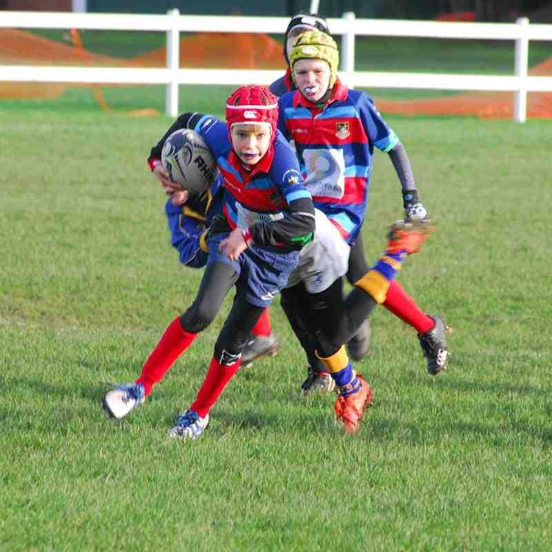 U10 Crusaders vs Alnwick