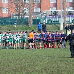 Bulldogs vs Billingham, County Cup 13/03/16