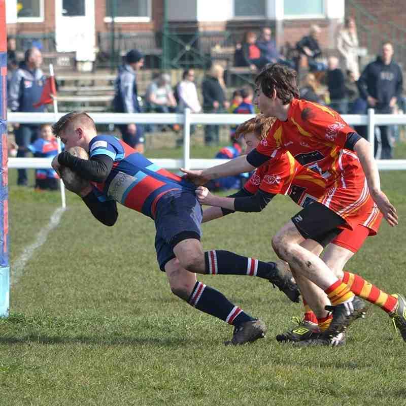 Westoe Titans vs Rockcliffe by Mark Stephenson
