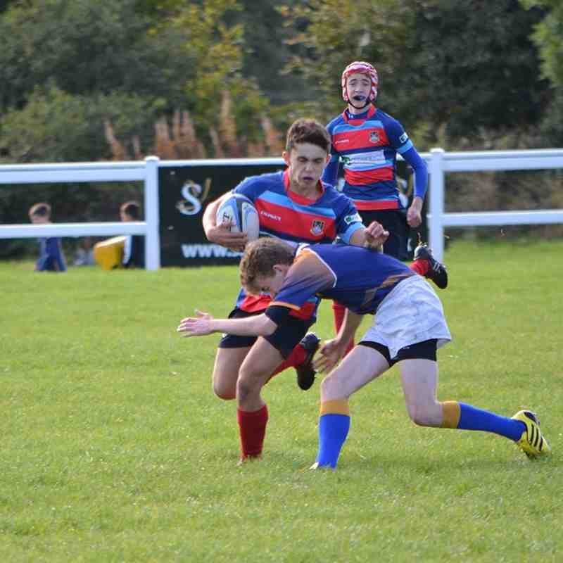 Westoe u15 Titans v Alnwick by Mark Stephenson