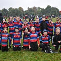 Westoe Tigers at Ryton Festival 16/10/16 by Lorraine Storey