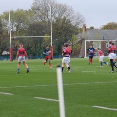Warriors vs Gateshead Cup 1st Round by Jake Graham