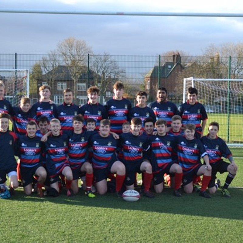 Westoe Titans vs Tynedale, 15th January, 2017 by Gail Maxwell