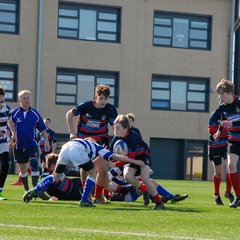 Warriors vs Tynedale by Jake Graham