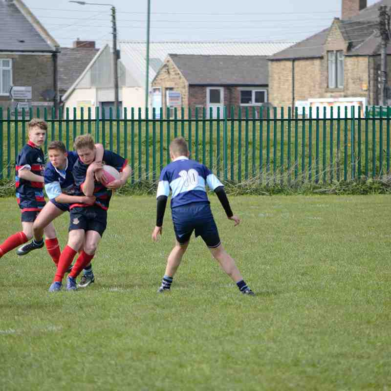 Titans vs Bishop, County plate final by Mark Stephenson part 1