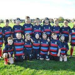 Tigers u10s vs Gateshead by Lorraine Storey pt1