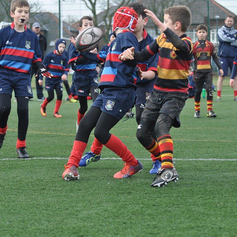 u10s Tigers vs Blaydon and Harrogate by Lorraine Storey pt1