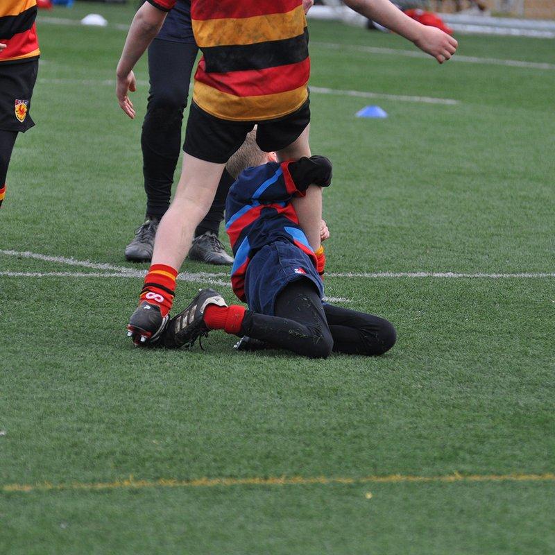 u10s Tigers vs Blaydon and Harrogate by Lorraine Storey pt2