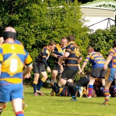 Stourport 2nds vs Old Hailsowians