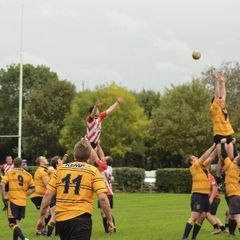 Stourport 2nds RFC VS Bridgnorth RFC 3rds