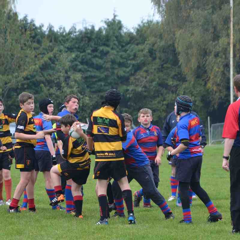 vs Thornbury 11-10-15