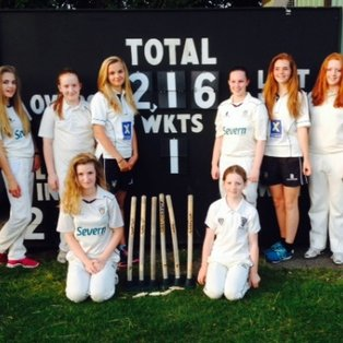 Worfield Bowled Over As Wellington Ladies Do The Double