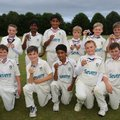 Wellington CC, Shropshire - Under 11 A 111/7 - 88/5 Wolverhampton CC - Under 11