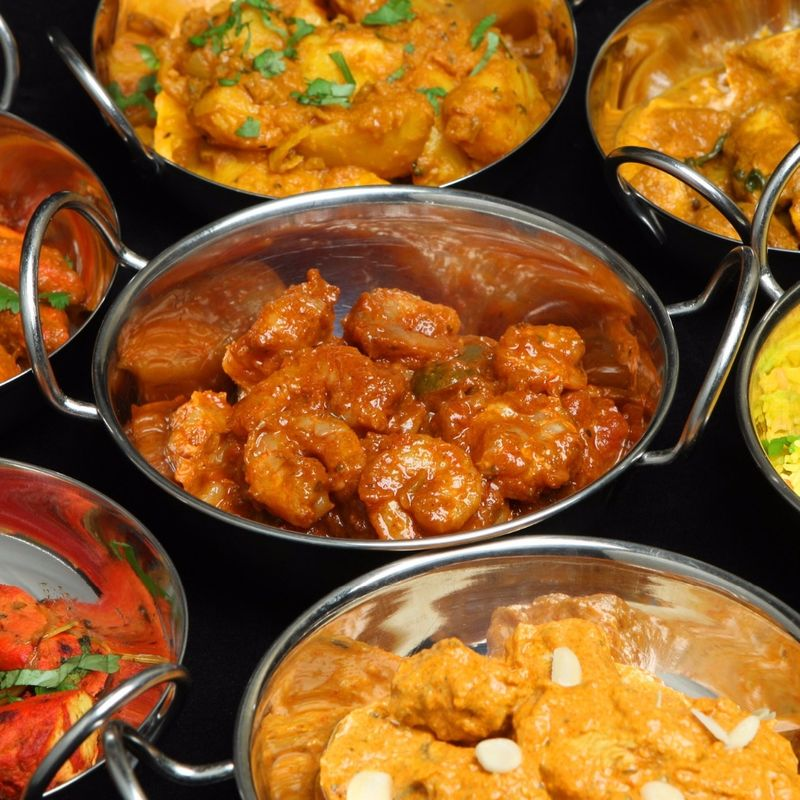 Curry Night - Curry and Beer/Wine for £5!