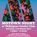 Motown Night - Saturday 11th March
