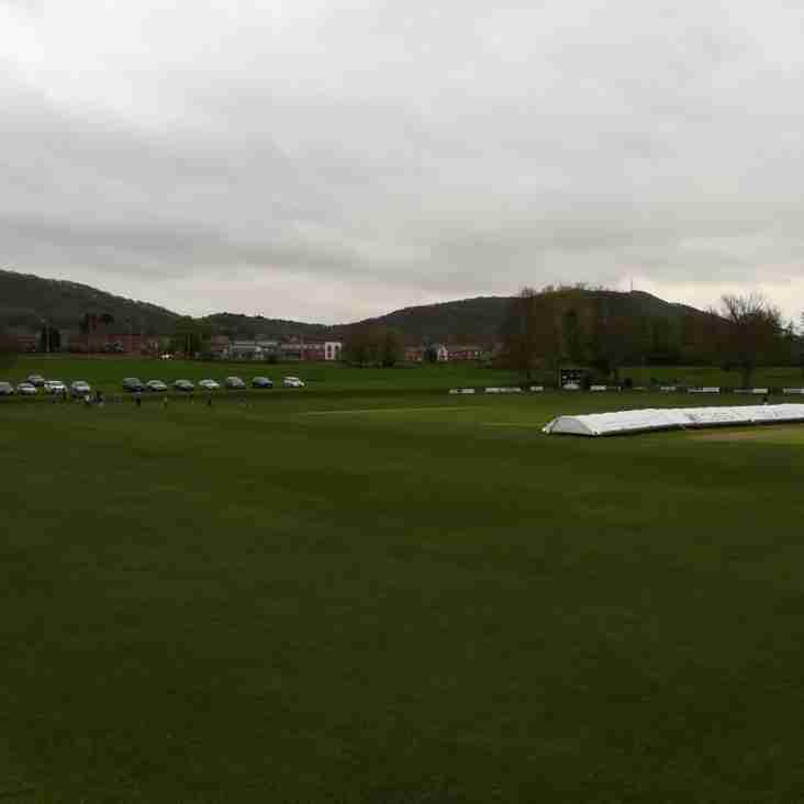 Junior Cricket Underway