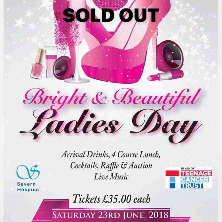 Ladies' Day's A Sell-Out