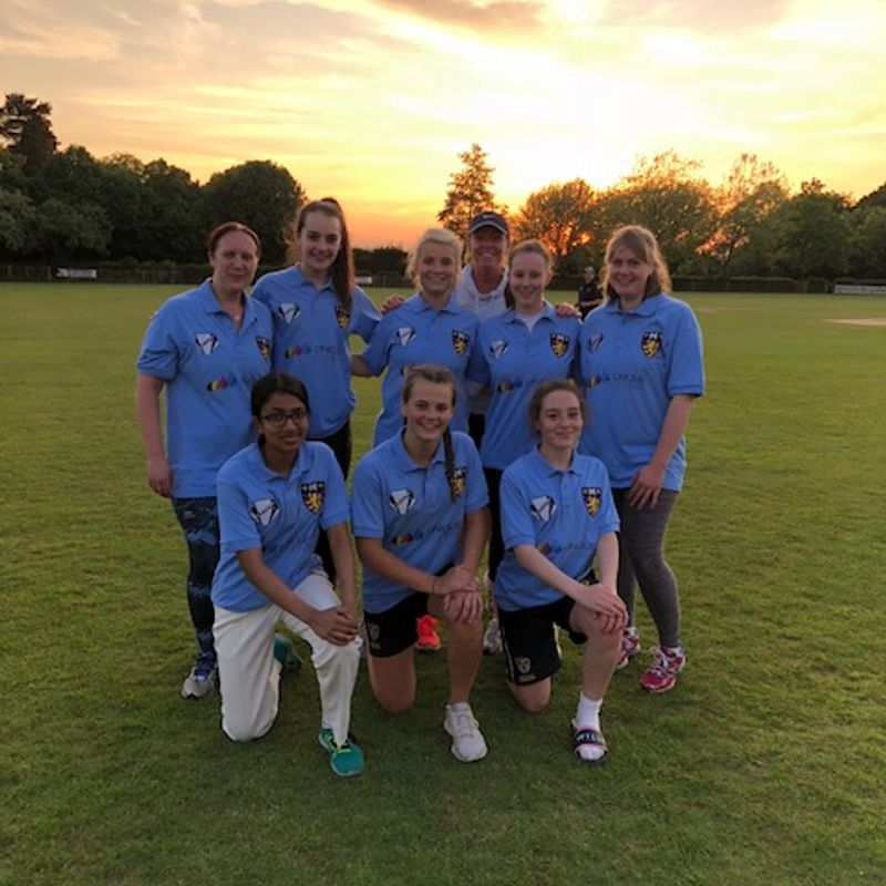 Wellington Ladies Make It Back-to-Back Wins