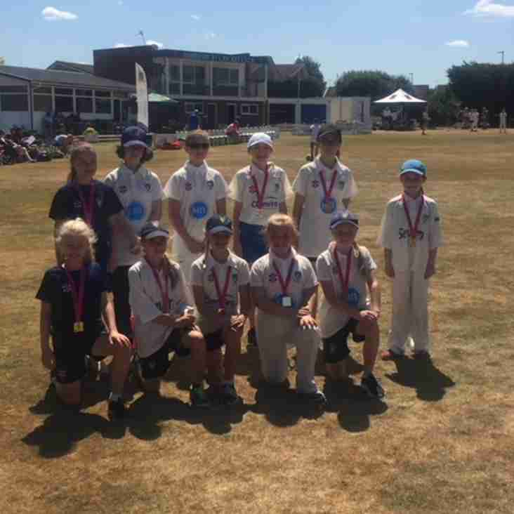 Wellington Girls Win Gold At Lady Taverners
