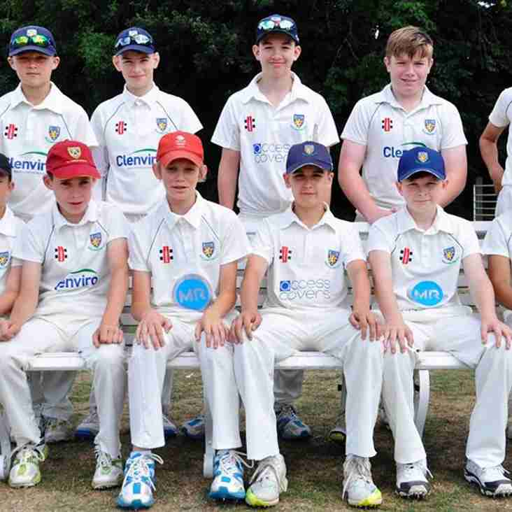 U13s Out Of Nationals
