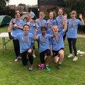 Ladies Are Shropshire Champs!