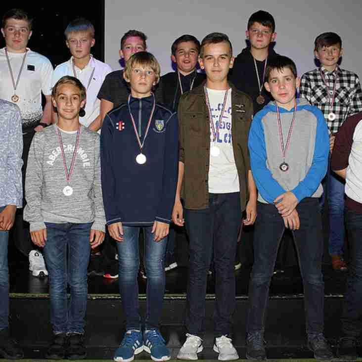Junior Presentation Night: All Winners and Photos