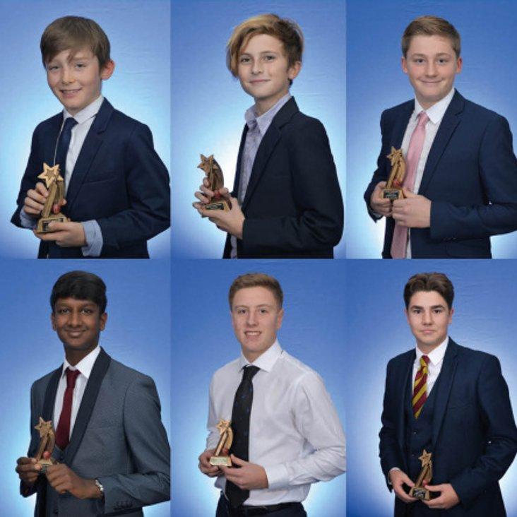 Wellington Boys Scoop Four County Awards<