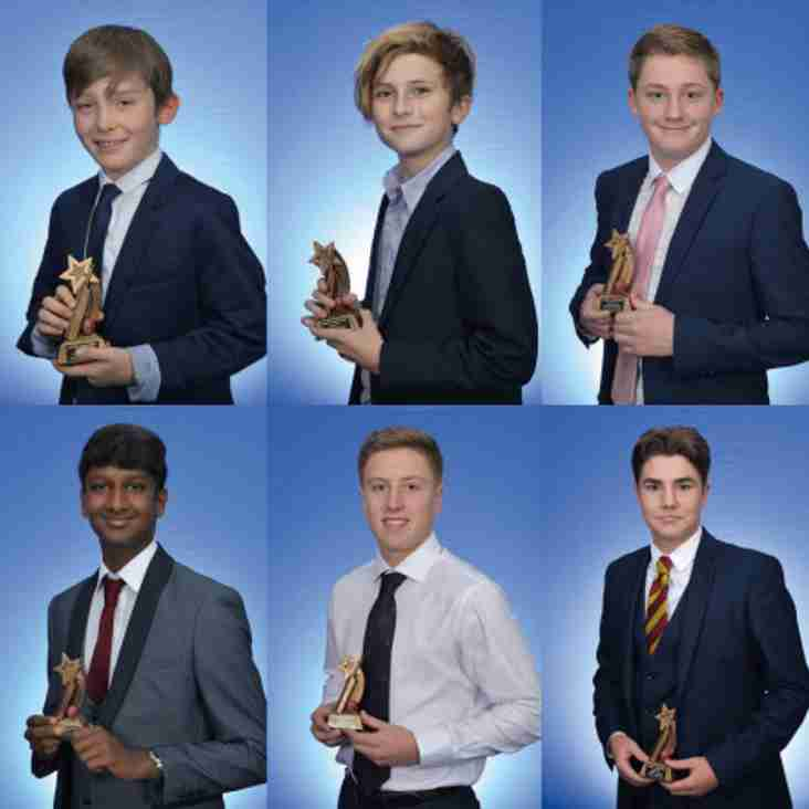 Wellington Boys Scoop Four County Awards