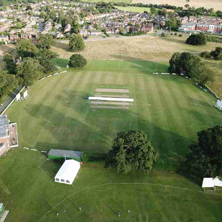 Drone Offers Birdseye View of Orleton Park