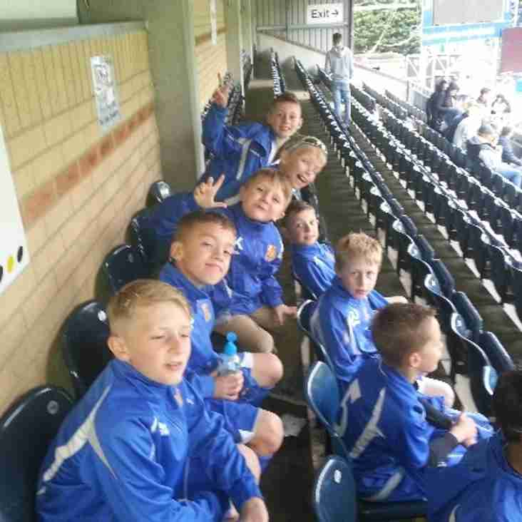 Wycombe Wanderers Tournament