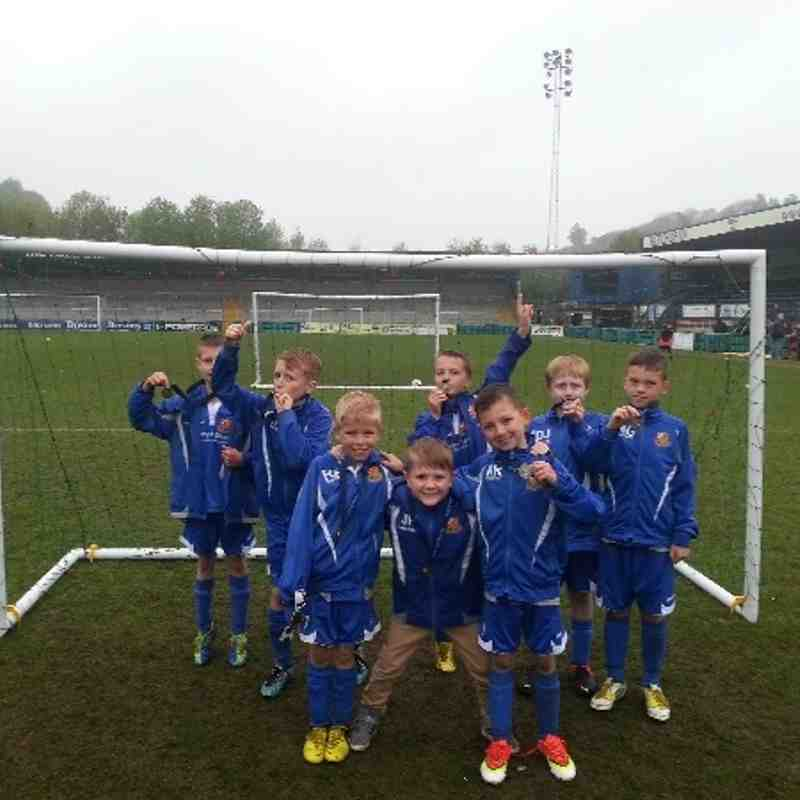 Wycombe Tournament - Under 9a