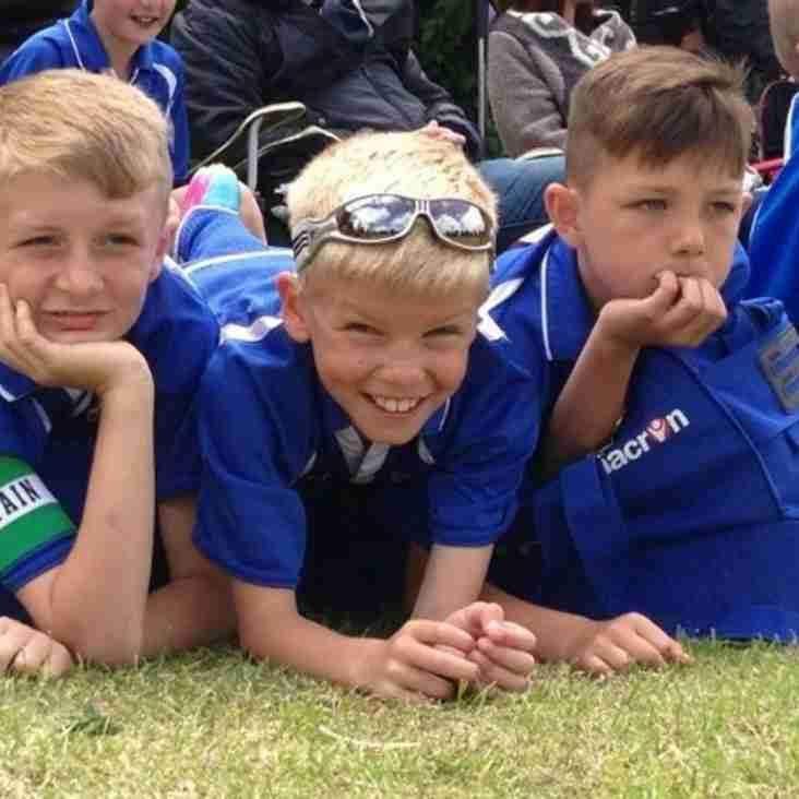 Parkfield Tournament - 2013