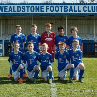 Wealdstone Run Riot