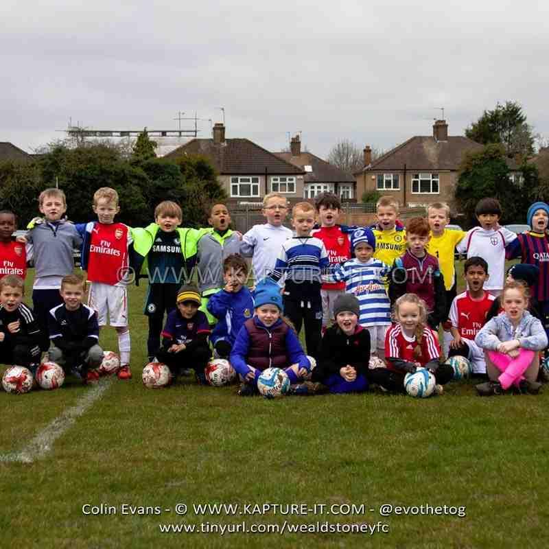Soccer_School_2014-15 Action