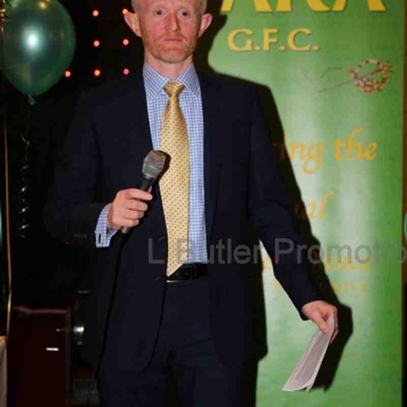 Tara GFC Annual Dinner in the Crown Hotel 7-3-2015