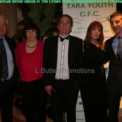 Tara GFC Annual Dinner in the Crown Hotel 7-3-2015