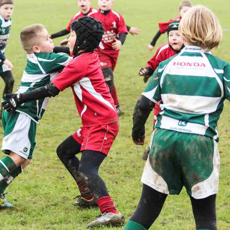 U9s vs Ruislip - Jan 15